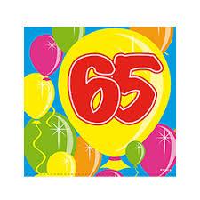 65 jaar !!